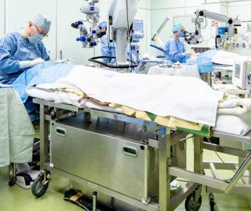 手術・入院
